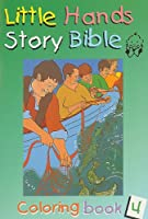Little Hands Story Bible (Coloring Book)
