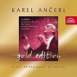 ドヴォルザーク:交響曲第6番ニ長調Op.60 他 (Ancerl Gold 19 Dvorak,A. Symphony No. 6, My Home, Hussite Overture, Carnival Overture/CPO/K.Ancerl)
