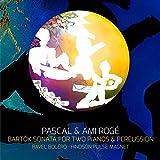 Bartok: Sonata for Two Pianos and Percussion; Ravel: Bolero by Pascal Rog?? (piano) (2013-08-03)