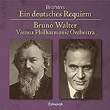 ドイツ・レクイエム / ブルーノ・ワルター&ウィーン・フィルハーモニー管弦楽団、イルムガルト・ゼーフリート、ディートリヒ・フィッシャー=ディースカウ (1953) (Brahms : Ein deutsches Requiem / Bruno Walter, Vienna Philharmonic Orchestra, Irmgard Seefried, Dietrich Fischer-Dieskau, Edinburgh Festival Chorus) [UHQCD] [国内プレス] [Live] [日本語帯・解説付き]