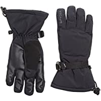 Spyder Men's Essential Gloves X-Large Black/Black [並行輸入品]