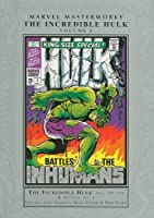 Marvel Masterworks: Incredible Hulk - Volume 4 (Marvel Masterworks (Numbered))