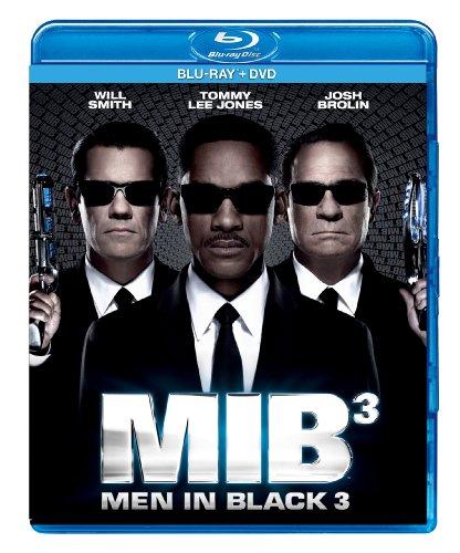 メン・イン・ブラック3 blu-ray & DVDの詳細を見る