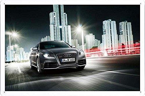 アウディRS5のティンサイン 金属看板 ポスター / Tin Sign Metal Poster of Audi Rs5