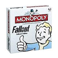 Fallout Monopoly Board Game (輸入版)