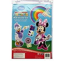 Large Wall Decoration Sticker Kit - Minnie Mouse & Friends - by Disney [並行輸入品]