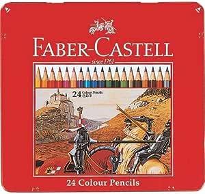 ファーバーカステル色鉛筆(油性)TFC-CP/24C 24色セット