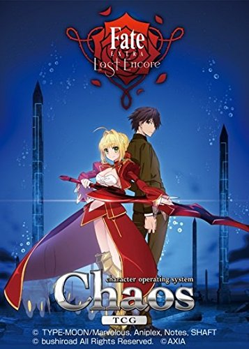 ChaosTCG ブースターパック Fate/EXTRA Last Encore BOX