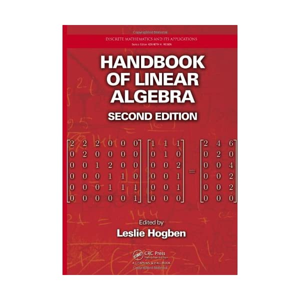 Handbook of Linear Algeb...の商品画像
