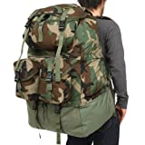 実物 新品 米軍EQUIPMENT バックパック ウッドランド迷彩 free Woodland camouflage
