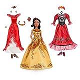 Disney ディズニー アバローのプリンセス エレナ 着せ替えセット Elena of Avalor Doll and Wardrobe Set[並行輸入]