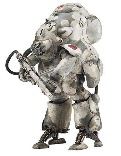 ハセガワ マシーネンクリーガー ロボットバトルV 月面用重装甲戦闘服 MK44H-0 ホワイトナイト プロトタイプ 1/20スケールプラモデル 64112