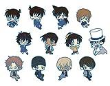 ラバーストラップコレクション 名探偵コナン 1BOX = 12個入り 全12種