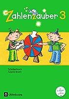 Zahlenzauber 3. Jahrgangsstufe. Schuelerbuch mit Kartonbeilagen Bayern