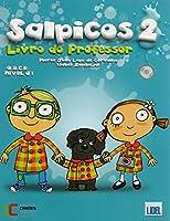 Salpicos - Portuguese Course for Children: Livro Do Professor 2 + CD