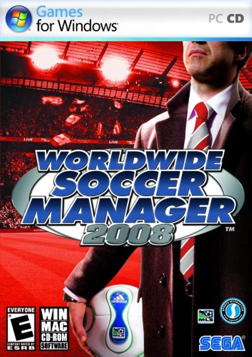 お茶ショップ感覚Worldwide Soccer Manager 2008 (輸入版)