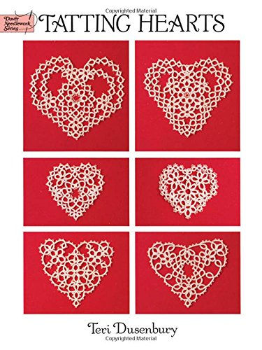 Tatting Hearts (Dover Knitting, Crochet, Tatting, Lace)の詳細を見る