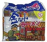 徳島製粉 金ちゃんラーメン5食パック 515g×3袋セット