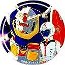 機動戦士ガンダム 1 アムロ ガンダム 彫金メタルアートステッカー