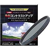 MARUMI カメラ用 フィルター DHGスーパーサーキュラー P.L.D77mm 偏光フィルター 68130
