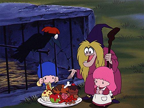 キキとララのヘンゼルとグレーテル