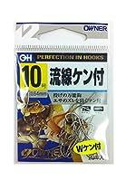 OWNER(オーナー) バラ 10843 白 流線ケン付 10