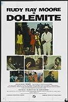 DolemiteポスターB 27x 40Rudy Ray Mooreジェリー・ジョーンズデュモン・デュルビルMartin Unframed 457150