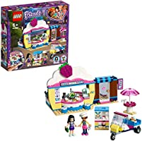LEGO Friends Olivia's Cupcake Café 41366 Toy Building Kit for Girls, New 2019 (335 Pieces)