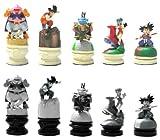 チェスピースコレクションDX ドラゴンボールZ 宇宙で一番スゲェ戦士編 10種セット