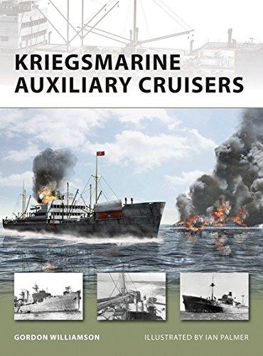 Kriegsmarine Auxiliary Cruiser...