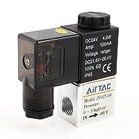 交換用3.0Wダブルポジション2つのポートの空気圧電磁弁