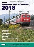 Elektroloks der DB AG im Fahrplanjahr 2018: Der Jahresrueckblick (10.12.2017 - 08.12.2018)