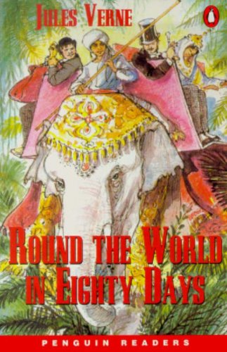 *ROUND THE WORLD IN 80 DAYS        PGRN2 (Penguin Readers, Level 2)の詳細を見る