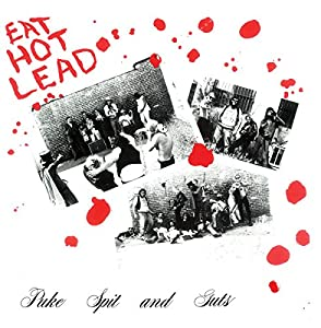 Eat Hot Lead [12 inch Analog]