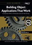 Building Object Applications that Work (SIGS: Managing Object Technology)