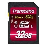 旧モデル 【Amazon.co.jp限定】Transcend SDHCカード 32GB Class10 UHS-I対応 TS32GSDHC10U1E (FFP) 5年保証