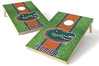 Wild Sports NCAA College Florida Gators 2' x 3' Field Cornhole Game Set [並行輸入品]