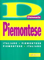 Piemontese. Italiano-piemontese, piemontese-italiano