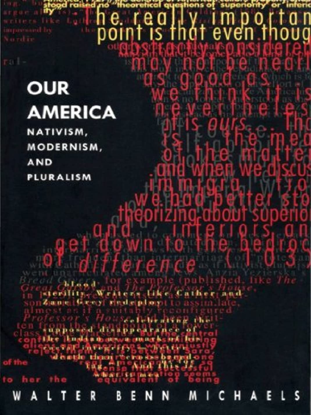 美容師春不安定Our America: Nativism, Modernism, and Pluralism (Post-Contemporary Interventions) (English Edition)