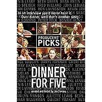 "Dinner For Five: Producers' Picks"""" [並行輸入品]"