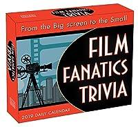 Film Fanatics Trivia - 2019 デイリーデスクカレンダー