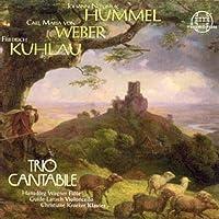 Hummel/Kuhlau/Weber;Trios