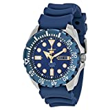 Seiko(セイコー) Diver Automatic Blue Dial Blue Rubber Men's Watch ダイバー自動ブルー ダイヤル ラバー メンズ腕時計 [並行輸入品]