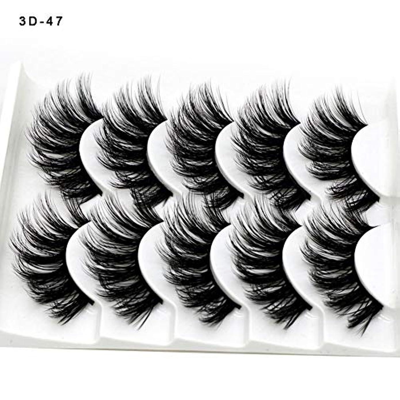 主権者昇る聡明SILUN つけまつげ 5ペア つけまつ毛 3D 上まつげ 100%手作り 自然 濃密 メイクアップ ナチュラル 長持ち ピュアナチュラル まつげエクステ ふんわり 大人気