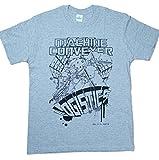 攻殻機動隊 ARISE グラフィックTシャツ メンズフリー(Lサイズ相当) GHOST IN THE SHELL (グレー(ロジコマ/B柄))