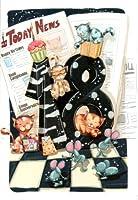 LEGAMI  グリーティングカード 封筒付 イタリア製 CAT  18