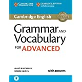 Grammar and Vocabulary for Advanced Book with Answers and Audio: Self-Study Grammar Reference and Practice (Cambridge Grammar
