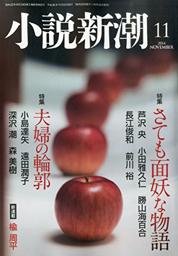 小説新潮 2014年 11月号 [雑誌]