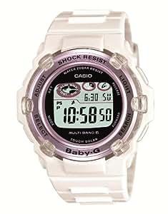 [カシオ]CASIO 腕時計 Baby-G ベビージー Reef リーフ タフソーラー 電波時計 MULTIBAND 6 BGR-3003-7BJF レディース
