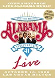 Alabama - For the Record: 41 Number One Hits Live [DVD] [Import]
